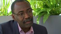 News video: Cannes interviews: Mahamat-Saleh Haroun