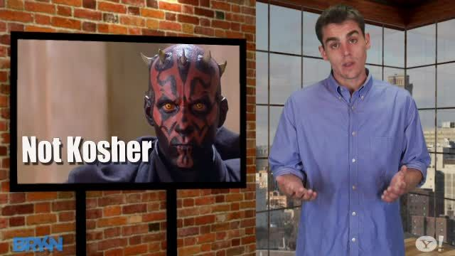 News video: Lobster Resembles Star Wars Villain