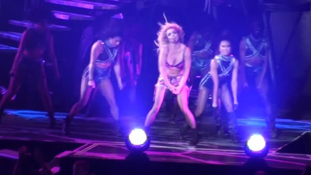 News video: Britney Spears Looks Tired After Las Vegas Residency Rehearsals