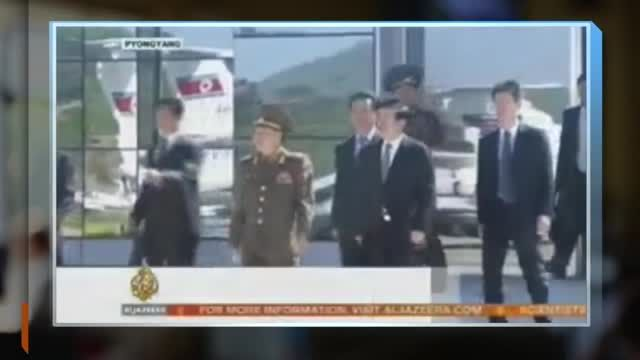 News video: North Korea to China: Let's Talk