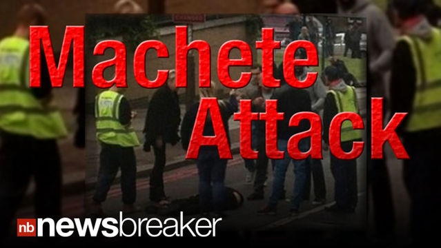 News video: BREAKING: One Dead, Two Seriously Injured in Machete Attack