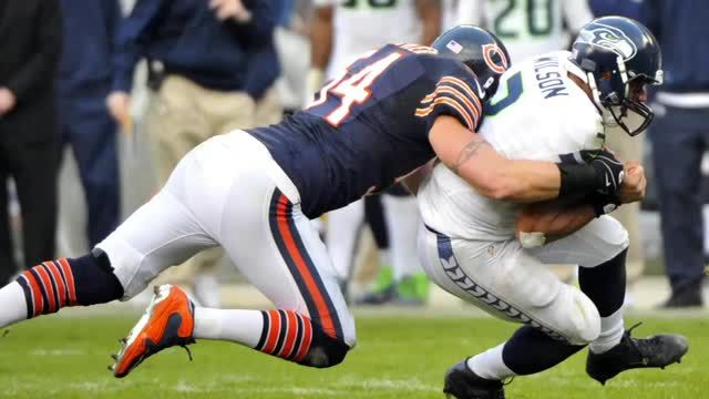 News video: Marvez: Urlacher calls it a career