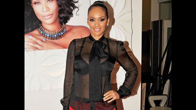 News video: Is Basketball Wives star Evelyn Lozada Dating MLB Star Carl Crawford?