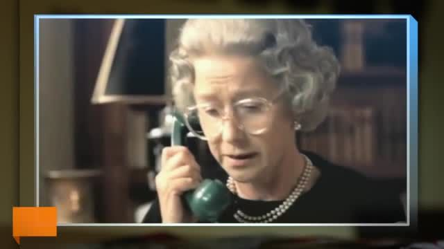 News video: Helen Mirren Meets With Ill Boy as Queen Elizabeth II
