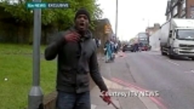 News video: Britain calls emergency meeting after man killed in London